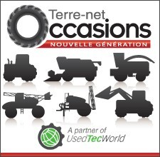 Terre-net Occasions Nouvelle G�n�ration