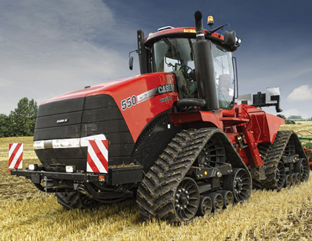 Fiche technique tracteur case ih quadtrac 600 de 2013 for Case agricole