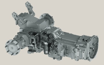 transmission ZF TMT09