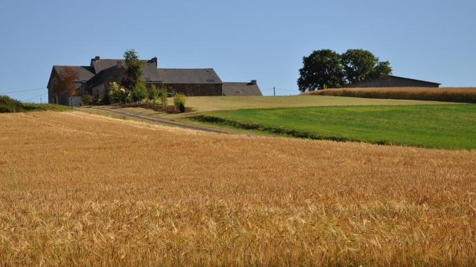 March� foncier agricole en 2013 - A 5.750 �/ha, la hausse du prix des terres reprend de plus belle