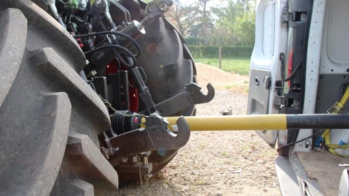 Tracteur et clim de la puissance en moins - Banc de puissance moto occasion ...