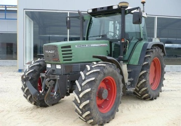 Fendt Farmer 311, un tracteur increvable