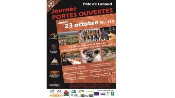 Portes ouvertes à Lanaud le 23 octobre 2014
