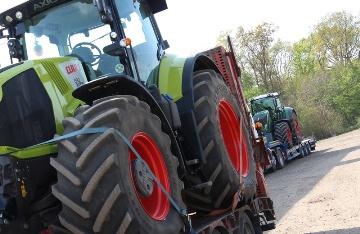 Les vols de tracteurs explosent depuis 2009