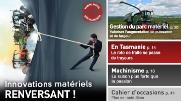 Innovations mat�riels : renversant !