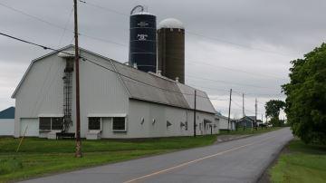 Le lait diafiltr� �branle le syst�me canadien de gestion de l'offre