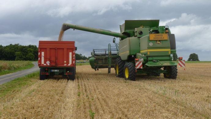 Premiers résultats inquiétants pour Dijon Céréales