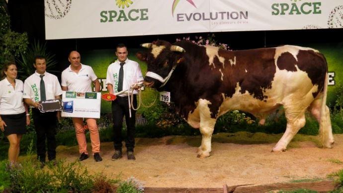 Palmar s r sultats concours rouge des pr s space 2016 - Salon de l agriculture resultat concours ...