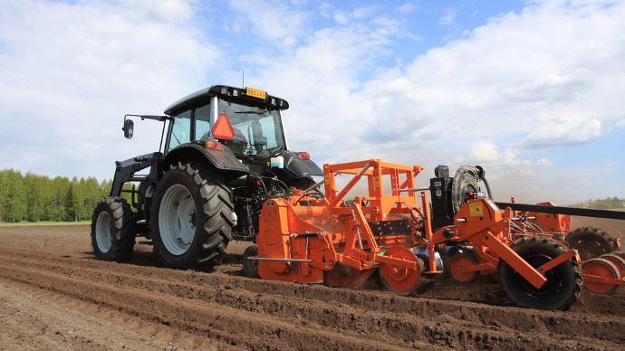 La cote agricole d'occasion tracteur - Valtra N121: une nouvelle race de tracteur nordique
