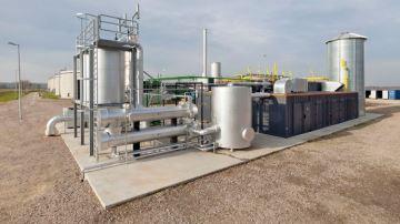ETW Energietechnik développe l'épuration du biogaz et l'injection deméthane