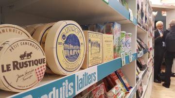 Les coop�ratives laiti�res misent sur l'export pour faire plus de valeur ajout�e