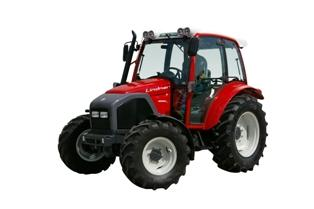 Geotrac 64 : le tracteur qui se conduit comme une voiture !