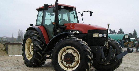 Fiche occasion : New Holland M160
