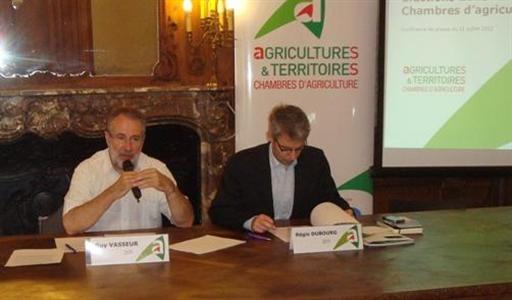 Lancement de la campagne des lections des chambres d 39 agriculture par apca - Chambre d agriculture 31 ...