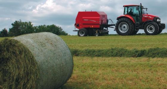 Nouveau tracteur Farmall U de Case IH.