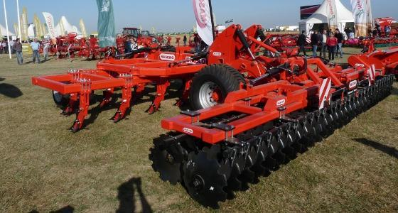 Le dcompacteur Diablo de Maschio Gaspardo est disponible en 5, 6 et 7 mtres