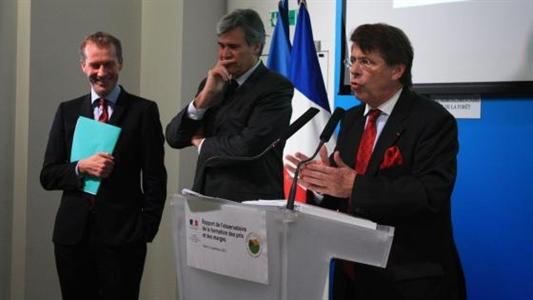 Pr�sentation du rapport Chalmain 2012