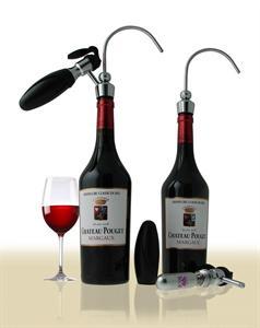 conserver une bouteille de vin ouverte. Black Bedroom Furniture Sets. Home Design Ideas