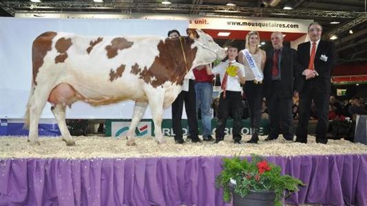 R sultats du concours montb liard du salon de l - Salon de l agriculture resultat concours ...