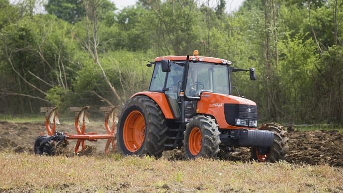Une transmission à variation continue et des tracteurs Isobus pour l'Europe