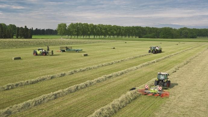 Les nouveautés des gammes tracteur, télescopique et fenaison pour 2014