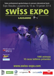 Couverture catalogue Swiss'expo 2014