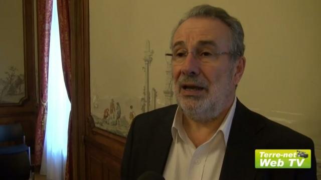 Guy Vasseur: « Engagez-vous dans vos communes et votez pour défendre l'Europe !»