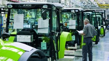 Les 4 chiffres cl�s de la production fran�aise de machines agricoles
