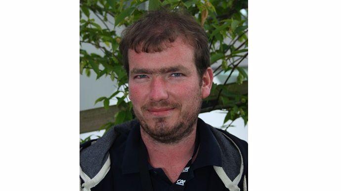 Florian Salmon, Jeunes agriculteur
