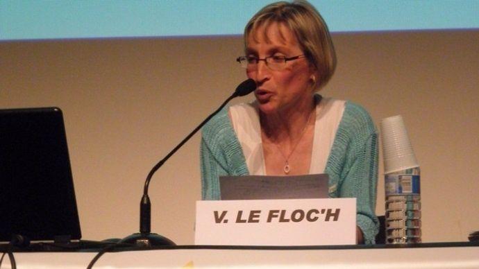 Véronique Le Floc'h – Présidente de l'Opl
