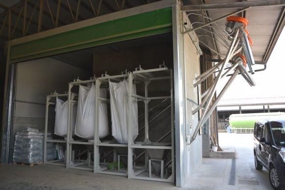 Fabrication d'aliment à la ferme