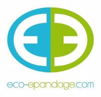 Le logo eco-épandage est apposé sur chaque machine certifiée.