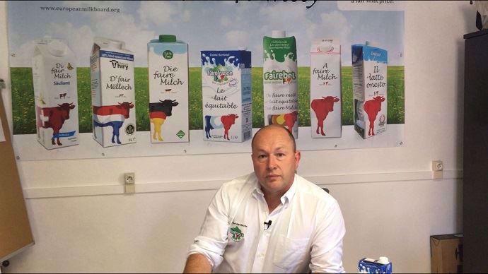Suite aux ventes de l'année 2017, les éleveurs associés à FaireFrance vont recevoir une juste rémunération de leur lait