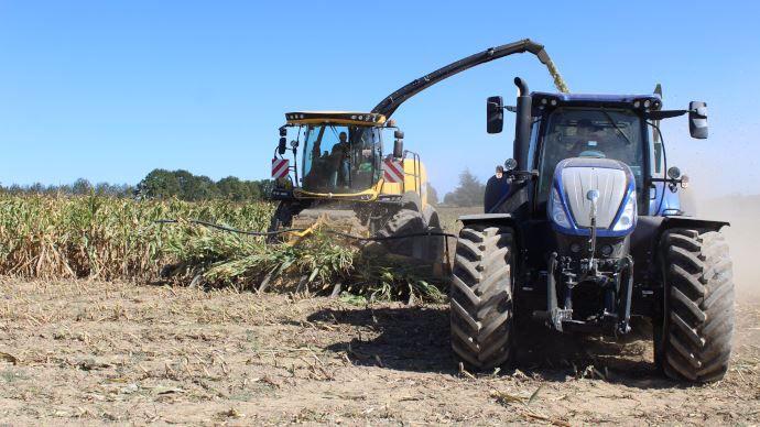 L'entrepreneur facture 25€ de l'hectare en plus s'il utilise la méthode DuraShredder.