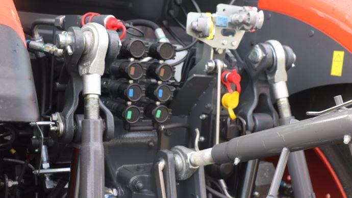 Distributeur hydraulique
