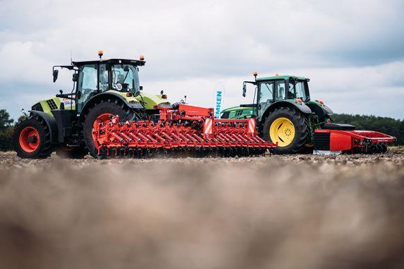 Tester les bineuses Steketee chez vous, derrière votre propre tracteur ? C'est possible.