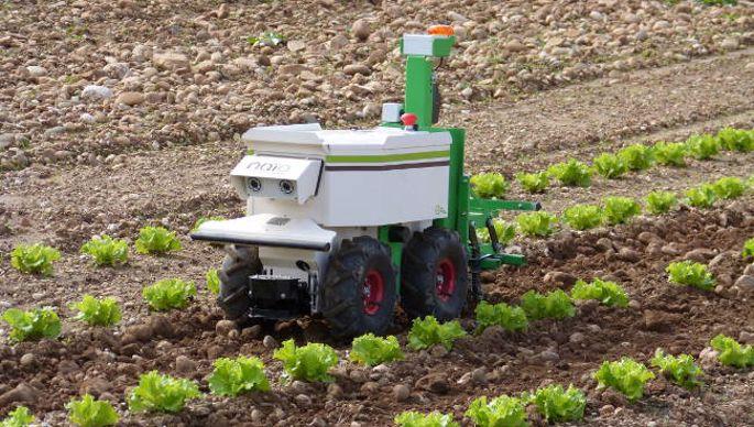 robot naio technologies