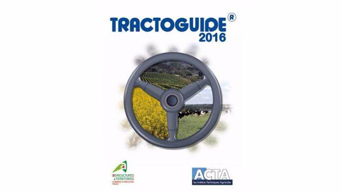 tractoguide 2016 Acta éditions