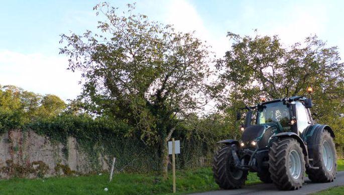 tracteur Valtra N4