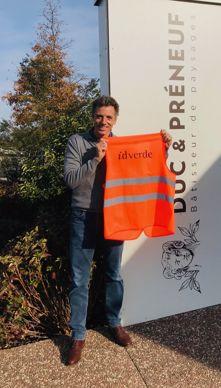 L'entreprise de Gaspard de Préneuf, Duc & Préneuf, vient de rejoindre le groupe idverde.