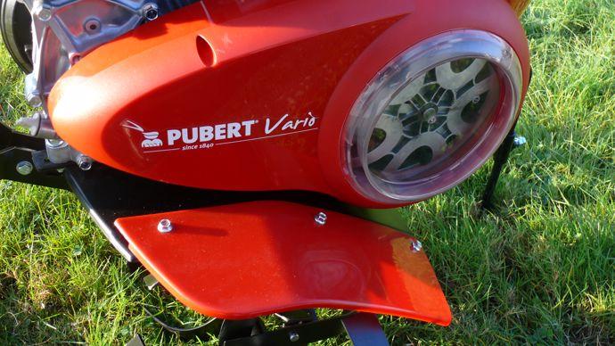 Une des innovations : la boîte Vario sur les motobineuses.