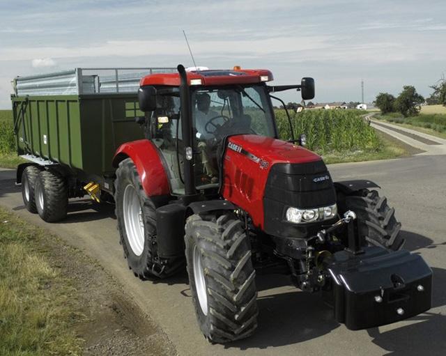 Fiche technique Tracteur CASE IH PUMA 160 de 2015 c952186380b
