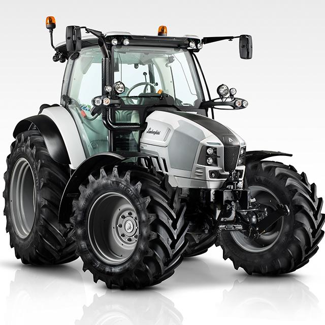 Fiche technique Tracteur LAMBORGHINI Nitro 110 de 2014
