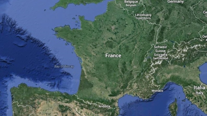 Prix des terres 2013 par petites régions agricoles