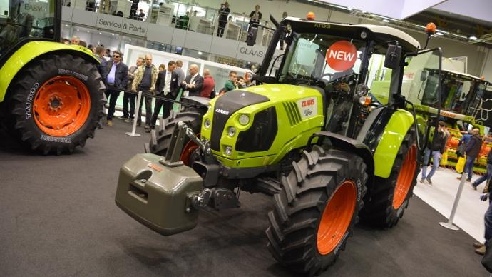 tracteur Claas Atos 350