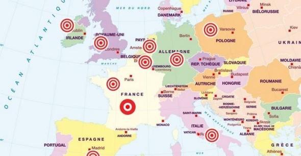 Application de la Pac 2015-2020 dans les pays européens