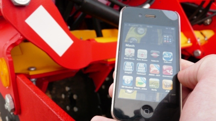 Application mobile et agriculture