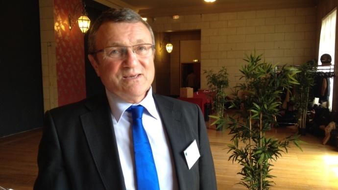 Jean-Noel Dhennin, président de la Fnams et producteur de semences en Eure-et-Loir.