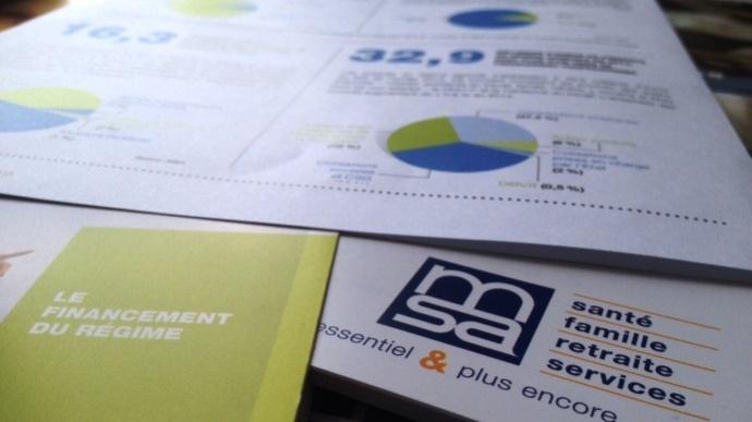 Nouveau plan d'économies en vue pour la MSA pour 2016-2020.