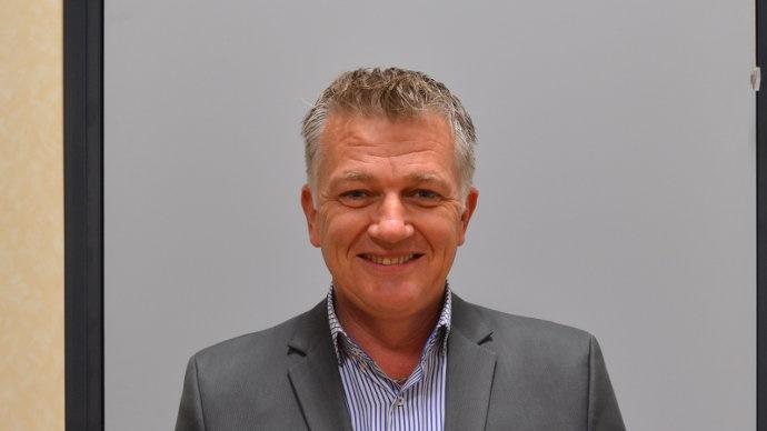 Jean-Philippe Monchicourt, directeur des ventes France pour la division tracteur Kubota
